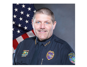 Coral Springs Police Chief Clyde Parry