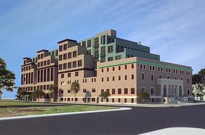 HPC Applauds Applicant's Work on Updated Plainfield YMCA Plans