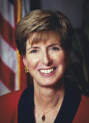 Christine Todd Whitman: 50th Governor of New Jersey