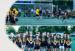 The First Week in a New League for Panthers Football