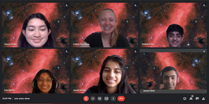 BRHS Astronomy Club Teaching Students