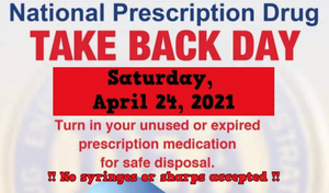National Take Back Initiative