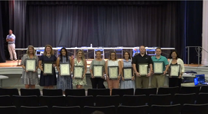 Hawthorne Teachers Honored with Governor's Educator of the Year Program for 2019-20 and 2020-21 School Years