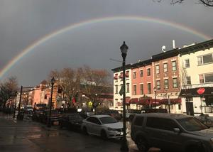 Hoboken to Raise Flag, Repaint Crosswalk in Honor of Pride Month