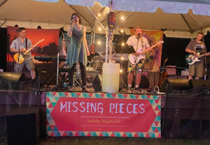 Berkeley Heights Summer Concerts Wraps Up This Week with Missing Pieces; Celebrating First Responders at The Grove in Berkeley Heights