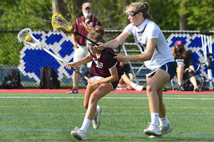 Late Show: Goal Inside Game's Final Minutes Lifts Summit H.S. Girls Lacrosse Over Chatham, 7-6