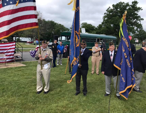 Livingston Community Honors Vets on Memorial Day Despite Cancellation of Annual Parade