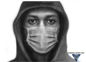 Authorities Release Sketch of Man Wanted in Westfield Home Invasion, Sexual Assault