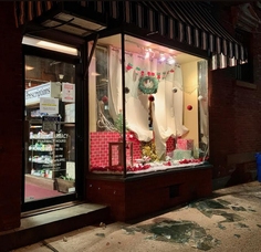 Windows Smashed in Early Morning Robbery at Historic Hoboken Storefront