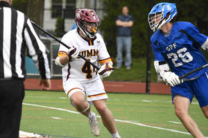 Summit H.S. Boys Lacrosse Doubles-Up SP-F 10-5 for Sixth Straight Win