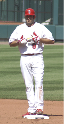 Troy Glaus: Former Professional Baseball Player