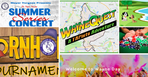 This is what's happening in Wayne, NJ this month