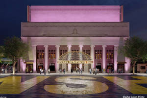 Newark Symphony Hall Gives First Look Into $50M Renovation Project