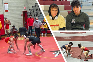 Wayne Wrestlers, Friends, Training Partners Face-Off in State Championship