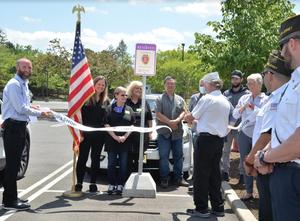 Stop & Shop East Brunswick Unveils Veteran Parking in Honor of Memorial Day Weekend