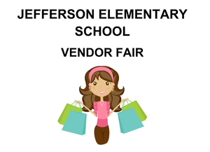 Jefferson Elementary School Vendor Fair