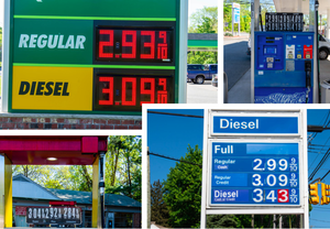 Gas Prices Are Up in Wayne. Find out How Local Prices Compare to the Rest of New Jersey