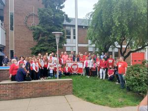 Bayonne's Polish Community Celebrates Constitution Day