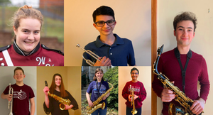 Honoring the Dedication and Determination of Wayne's High School Music Students