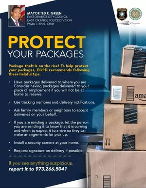 Package Thieves! How to Protect Yourself from Porch Pirates.