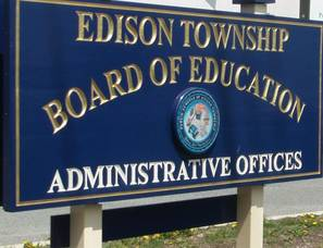 Edison School Board moves to hire new Business Administrator