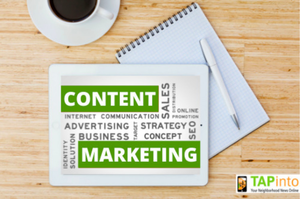 TAPinto Tips: What is Content Marketing, and How Can it Benefit Your Business?