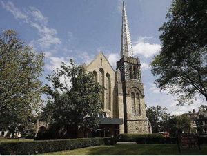 Crescent Avenue Presbyterian Church, Plainfield, NJ