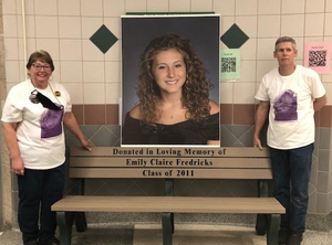Letter to the Editor:  Remembering  Emily Fredricks, EBHS 2011