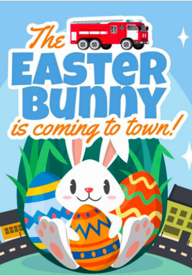 Visit the Easter Bunny at drive-by event coming to Berkeley Heights on Saturday