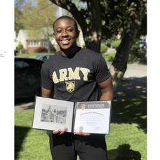 West Orange High School Senior Royson Folas Receives Appointment to West Point