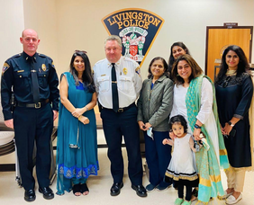October is Declared Hindu Heritage Month for First Time in Livingston