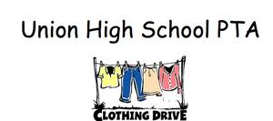 Union High School PTA Clothing Drive