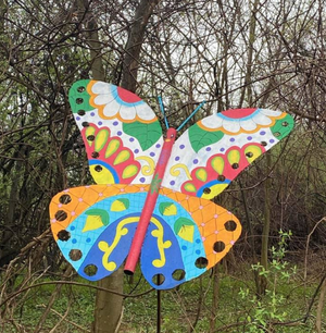 Come out of Your COVID Cocoon and Donate Plants to East Brunswick's Butterfly Park