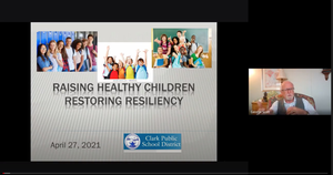 Parent University Program Hosted by Clark Public Schools