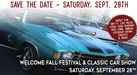 Union's Fall Festival and Classic Car Show Set for Sept  28 | TAPinto