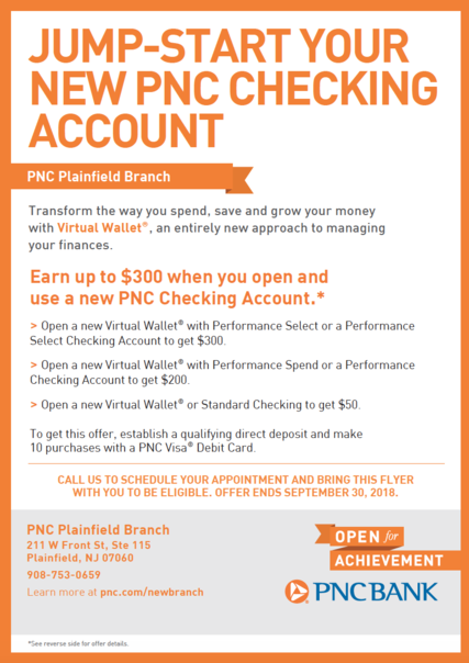 Featured Business: PNC Bank's Virtual Wallet® Program available at