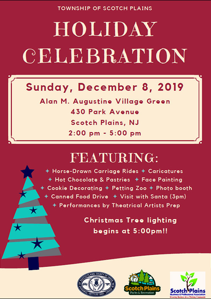 Top story 9bbb2451d9d823c62466 scotch plains tree lighting flier 2019