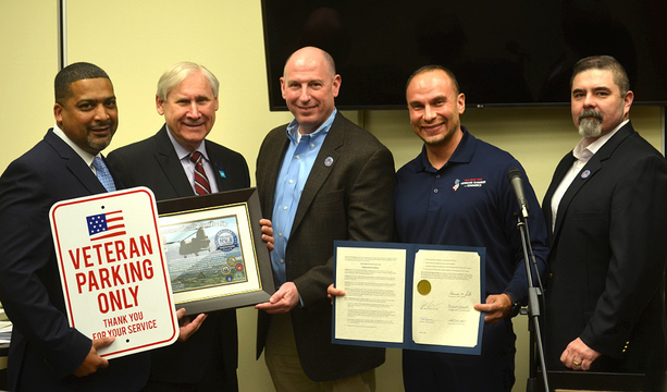 Top story bf8161769b726f096e61 scotch plains designated as veteran friendly town   1st in union county 02 25 20