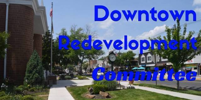 Scotch Plains Downtown Redevelopment Committee (SPDRC) to