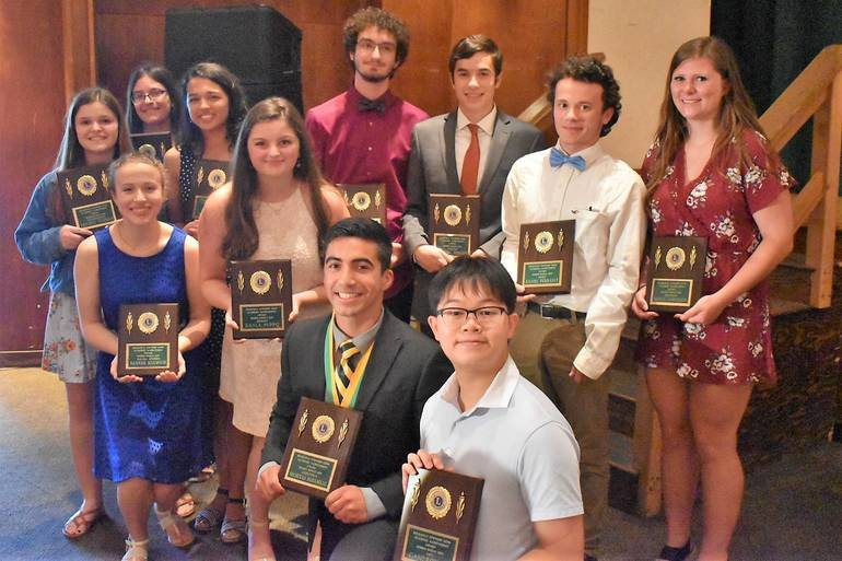 Senior Awards 2019.Rockaway Township Lions Club Scholarships and Awards 02.JPG