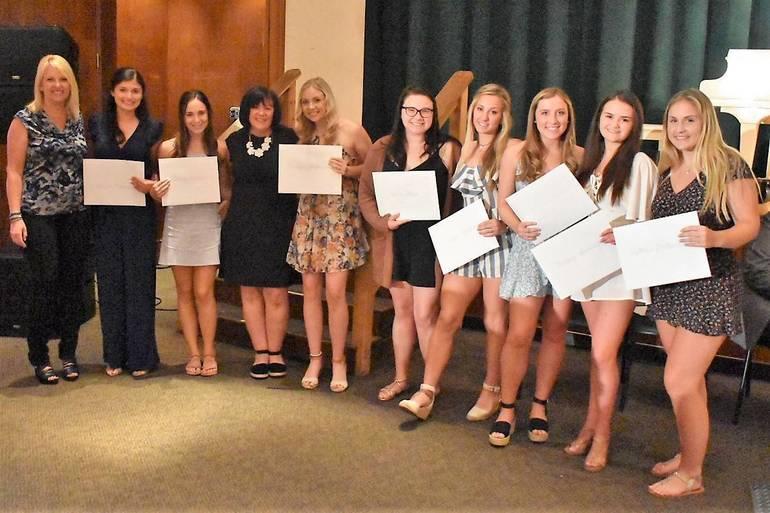 Senior Awards 2019.Morris Knolls Cheerleading Booster Club Scholarship.JPG