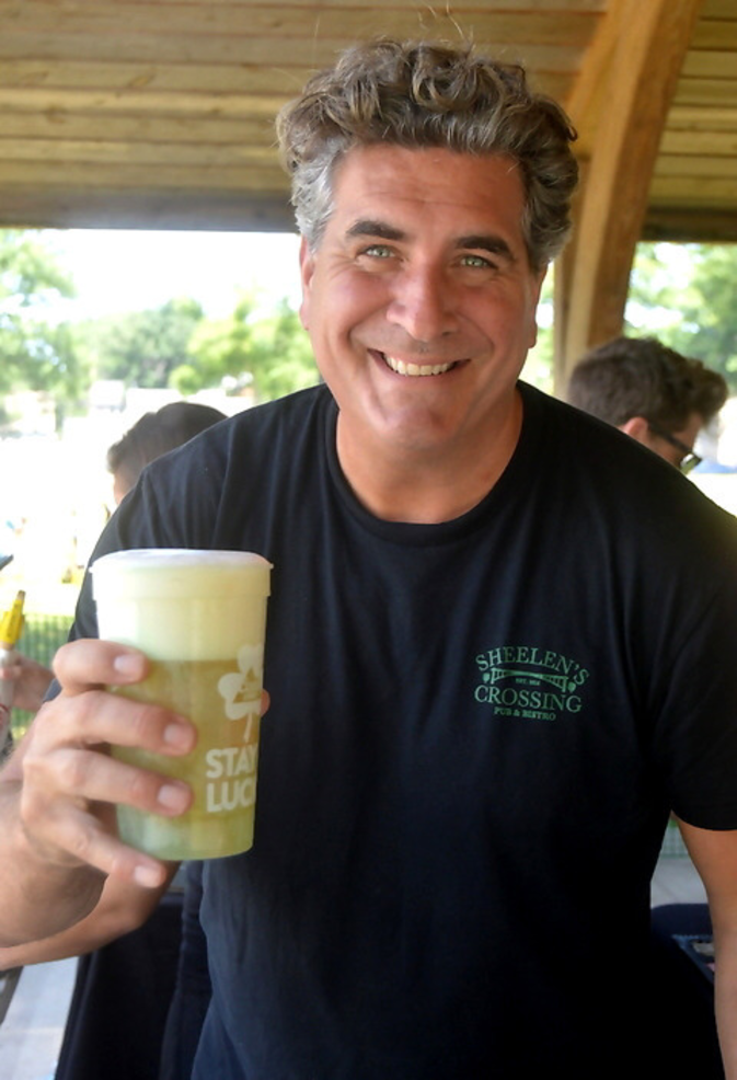 Sean Flannery of Sheelen's Crossing will run the beer tent at the Fanwood Summer Fan Jam.