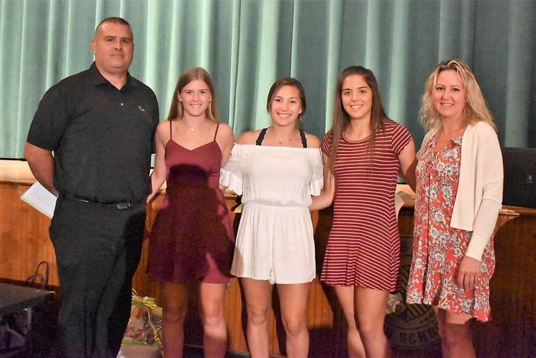 Senior Awards 2019.Morris Knolls Girls Soccer Booster Award.JPG