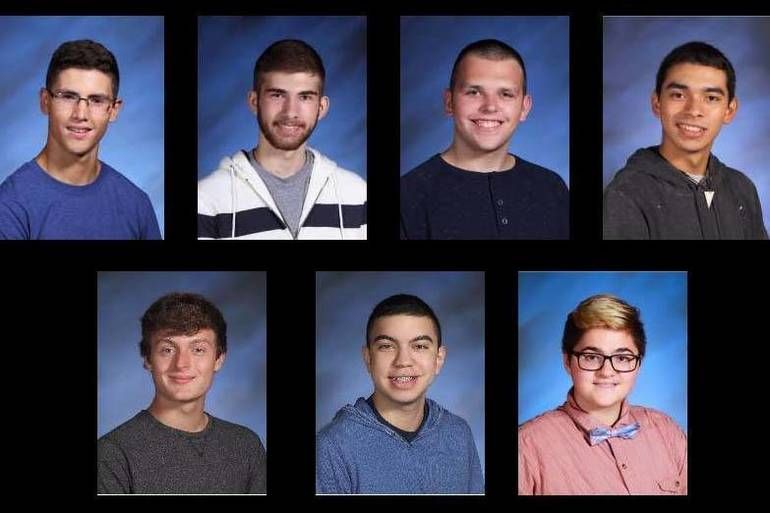 Seven RHS Students Accepted into National Honors Choir.jpg