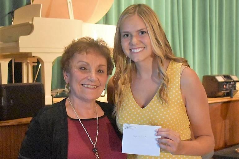 Senior Awards 2019.Fox Hills Women's Club Scholarship.JPG