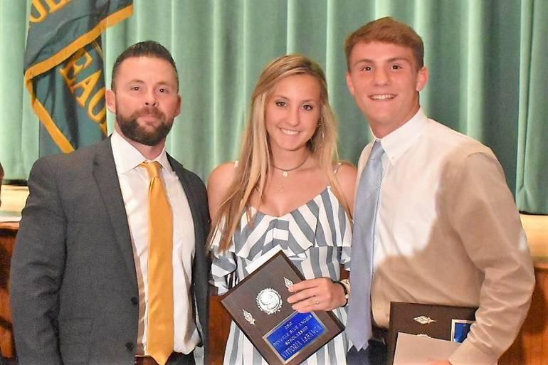 Senior Awards 2019.Denville Blue Angels Cheerleading and Football Scholarships.JPG