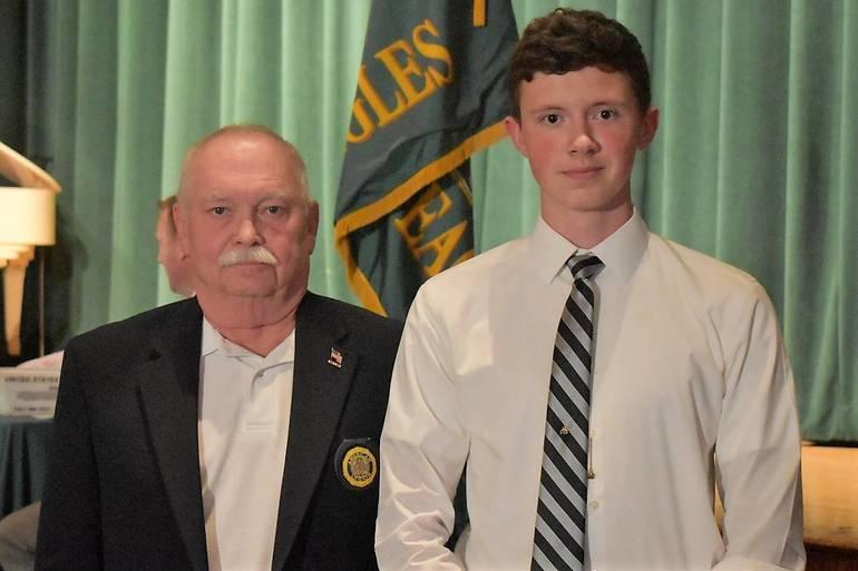 Senior Awards 2019.Ralph Starace Memorial Scholarship-Rockaway Township American Legion Post 344.JPG