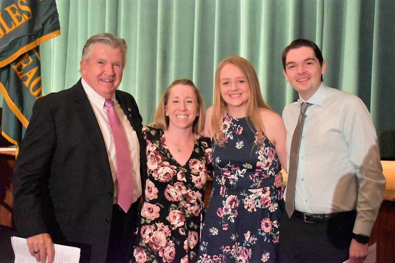 Senior Awards 2019.Morris Knolls Interact Club Outstanding Achievement Award.JPG