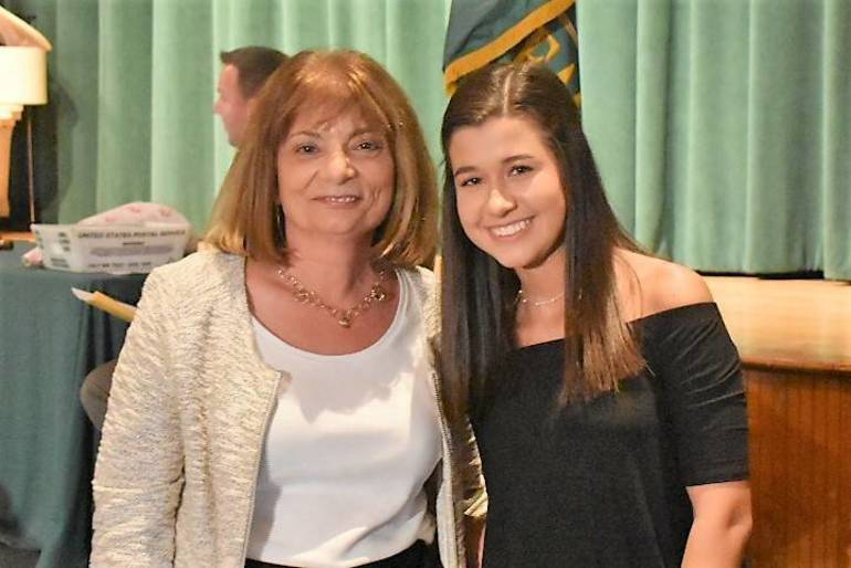 Senior Awards 2019.Blanche Baldwin Scholarship-Woman's Club of Denville and Rockaway.JPG