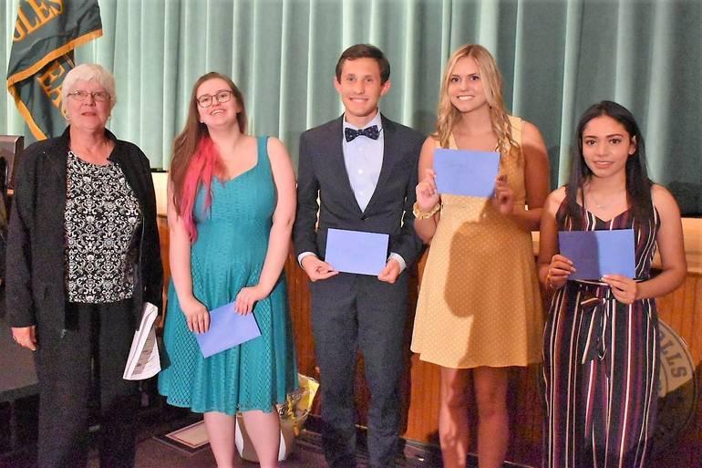 Senior Awards 2019.Rockaway Township Lions Club Scholarships and Awards 01.JPG